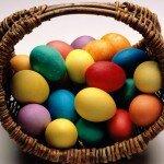 Детям о Пасхе: пасхальные яйца