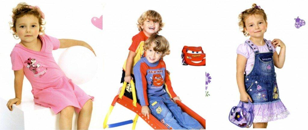 Выбираем одежду для детского сада
