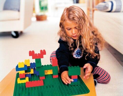 Конструкторы Лего - страна увлекательного детства