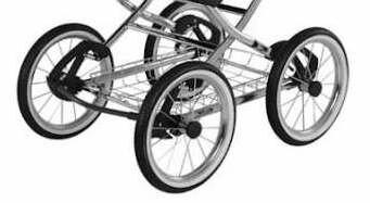 о колясках, а вернее о колесах