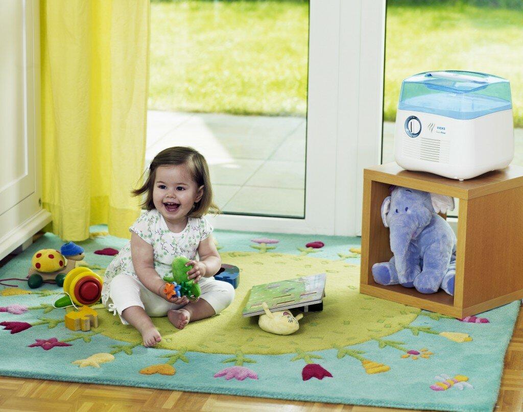 Влажность в комнате для новорожденного