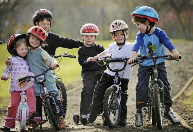 Правила безопасной езды на велосипеде для детей